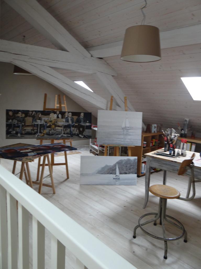 The Art Studio